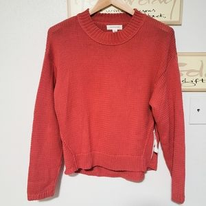Treasure & Bond chunky pullover sweater sz M